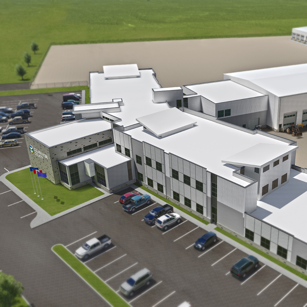 Clearwater County - New Administration Facility